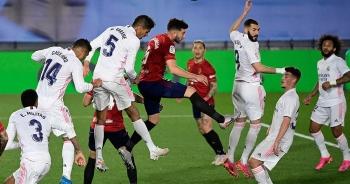 HLV Zidane tuyên bố mạnh mẽ sau chiến thắng của Real Madrid