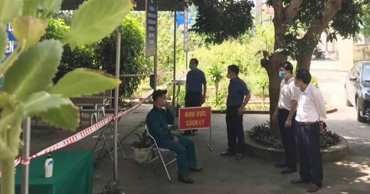 Nghệ An: Xác định 1 F1 của chuyên gia Trung Quốc nhiễm Covid-19