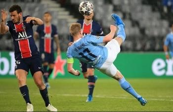 Link xem trực tiếp Man City vs PSG (Cup C1 Châu Âu), 2h ngày 5/5