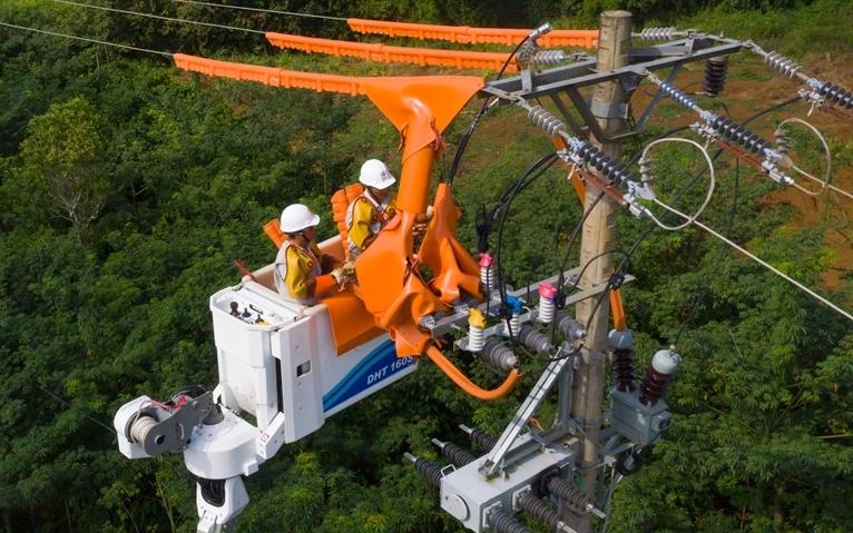 EVN đã đảm bảo cung cấp điện an toàn, ổn định trong dịp nghỉ lễ 30/4 – 1/5