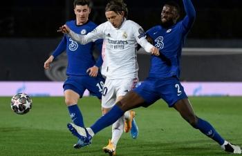 Link xem trực tiếp Chelsea vs Real Madrid (Cup C1 Châu Âu), 2h ngày 6/5