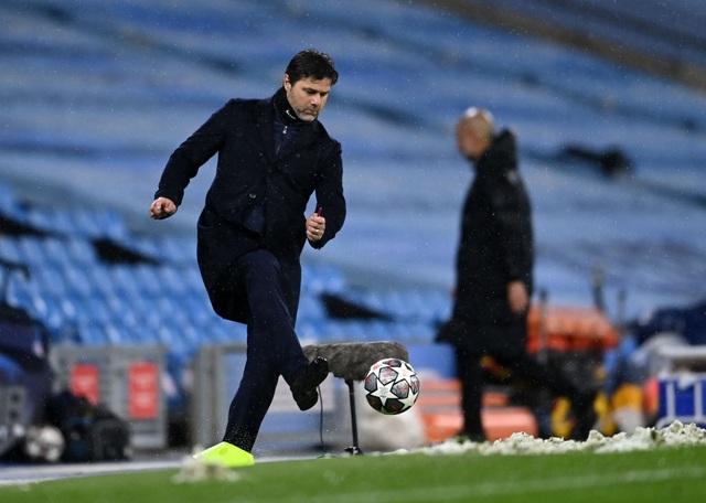 Man City 2-0 PSG: Cú đúp của Mahrez và Di Maria bị đuổi - 5