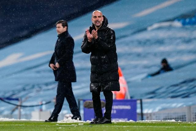 Man City 2-0 PSG: Cú đúp của Mahrez và Di Maria bị đuổi - 2