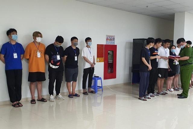"""Lộ diện chủ mưu vụ 50 người Trung Quốc tá túc """"chui"""" ở Hà Nội"""