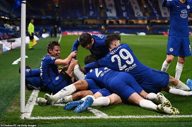 HLV Thoms Tuchel làm nên lịch sử cùng Chelsea tại Champions League - 2
