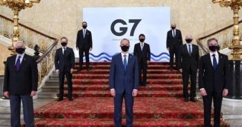 """G7 đồng loạt lên án hành vi """"bắt nạt"""" của Trung Quốc"""