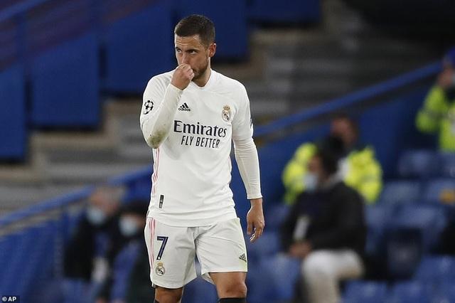 Nụ cười Eden Hazard và cái tát vào niềm kiêu hãnh của Real Madrid - 3
