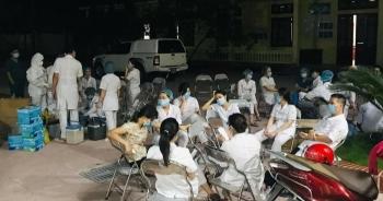 Bắc Ninh: Thêm 14 ca dương tính, xét nghiệm 15 nghìn dân trong đêm