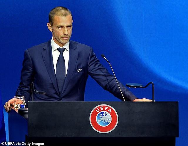 European Super League lớn tiếng thách thức UEFA, quả bom sắp nổ - 2