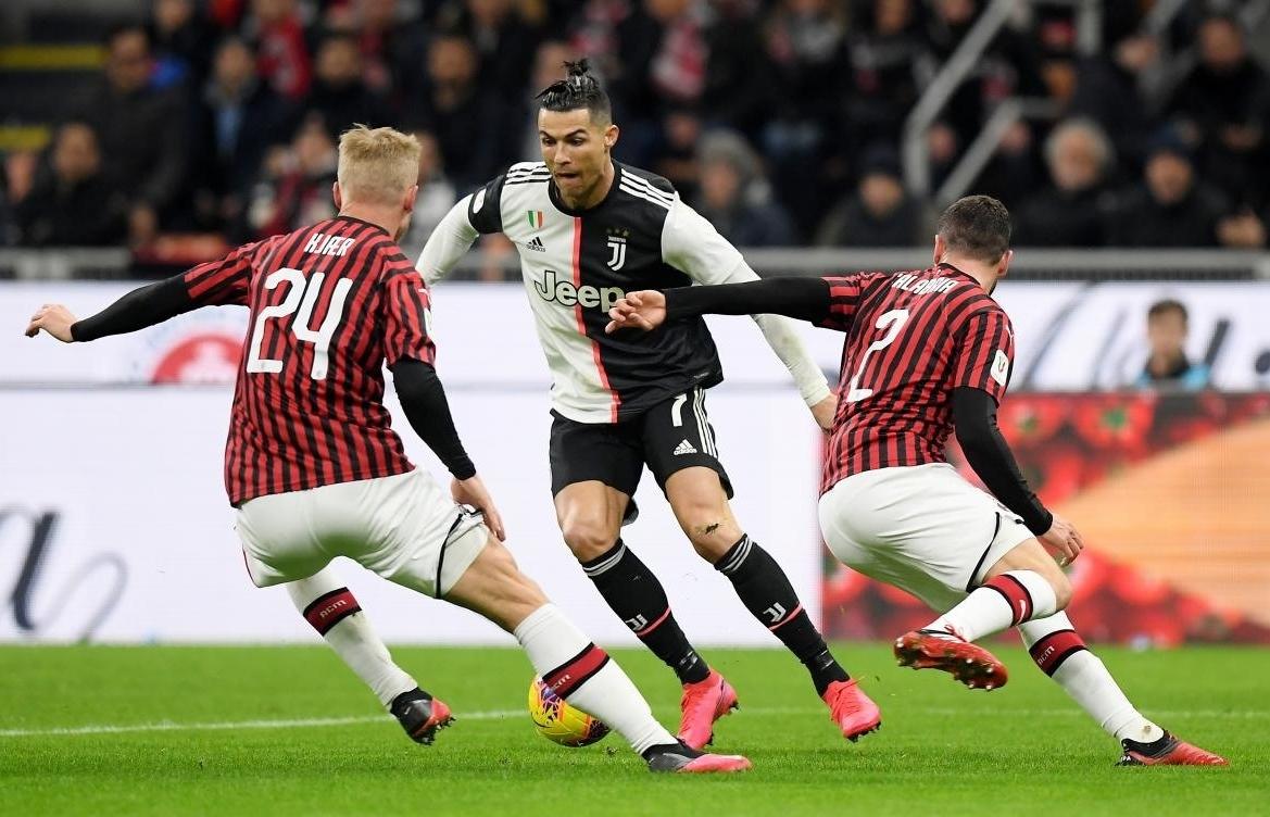 Link xem trực tiếp Juventus vs AC Milan (Serie A), 1h45 ngày 10/5