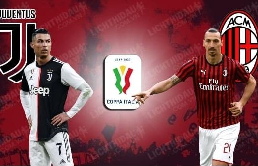 Xem trực tiếp Juventus vs AC Milan ở đâu?