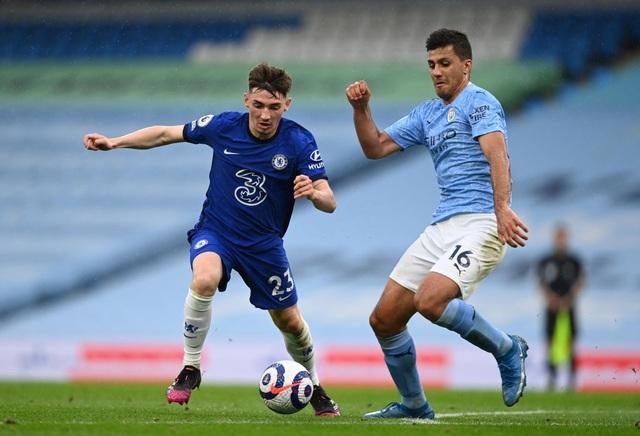 Man City 1-2 Chelsea: Tội đồ Aguero và cú sốc ở phút bù giờ - 4