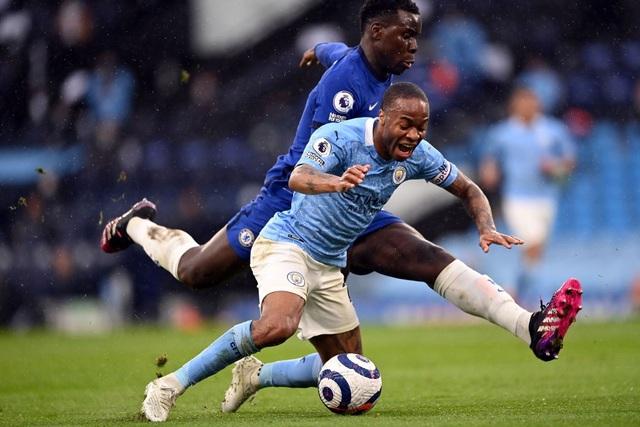 Man City 1-2 Chelsea: Tội đồ Aguero và cú sốc ở phút bù giờ - 3