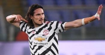 Man Utd tăng lương siêu khủng cho người hùng Cavani