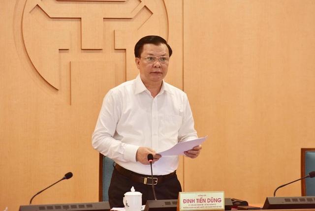 Bí thư Hà Nội: Dập dịch nhưng không phong tỏa cực đoan, ngăn sông cấm chợ - 1