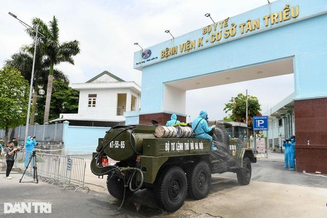 Bí thư Hà Nội: Dập dịch nhưng không phong tỏa cực đoan, ngăn sông cấm chợ - 3