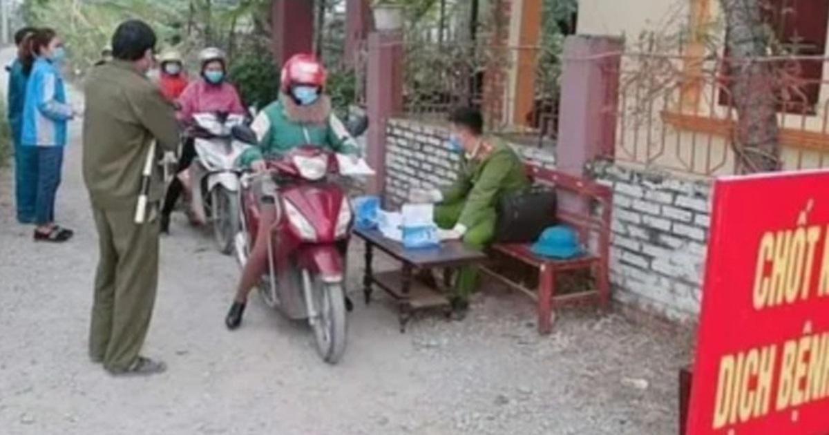 58 ca dương tính, Bắc Giang cách ly y tế hàng loạt khu vực