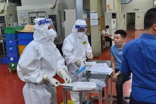 58 ca dương tính, Bắc Giang cách ly y tế hàng loạt khu vực - 1