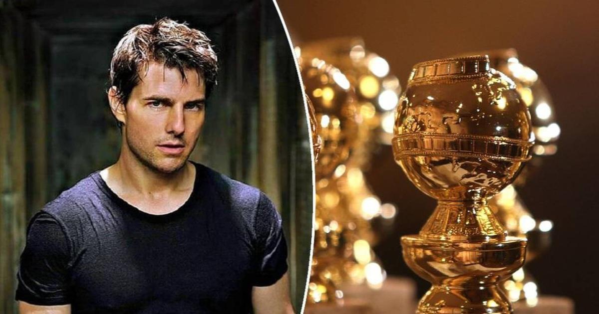 """Tom Cruise trả tượng vàng: Tại sao Quả Cầu Vàng bị Hollywood """"quay lưng""""?"""