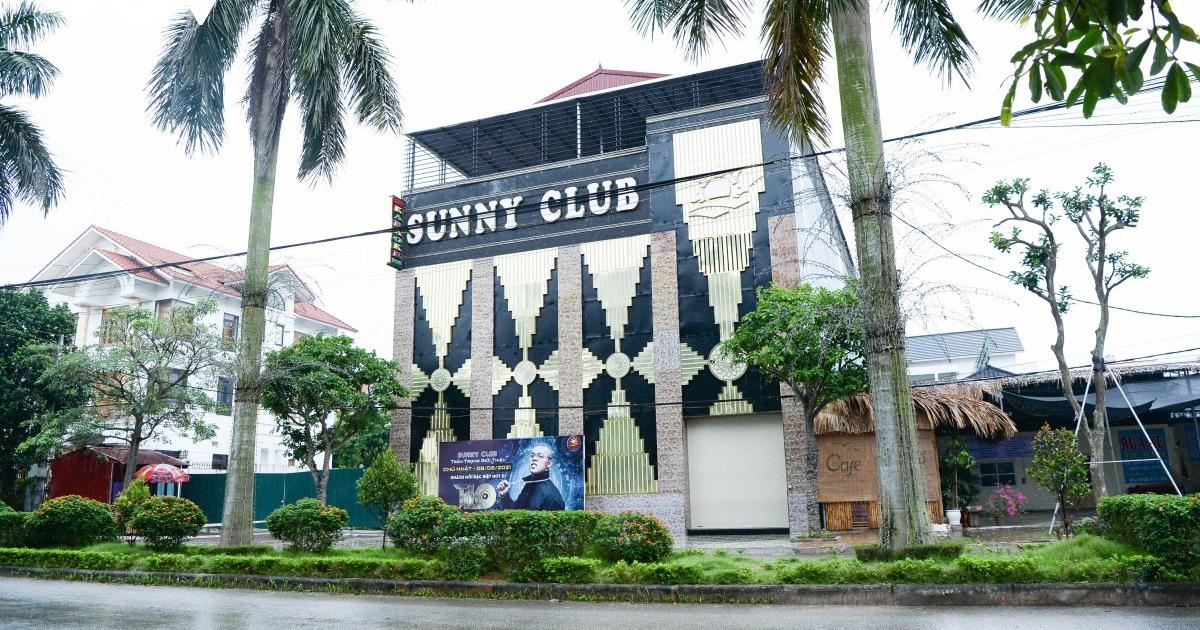 Giám đốc Công an Vĩnh Phúc: Các clip đồi trụy đều không phải ở bar Sunny