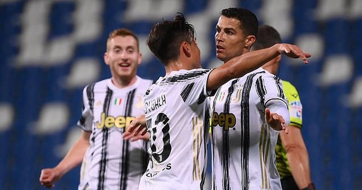 C.Ronaldo chạm cột mốc vĩ đại, Juventus giành chiến thắng quan trọng