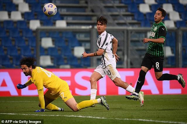 C.Ronaldo chạm cột mốc vĩ đại, Juventus giành chiến thắng quan trọng - 5