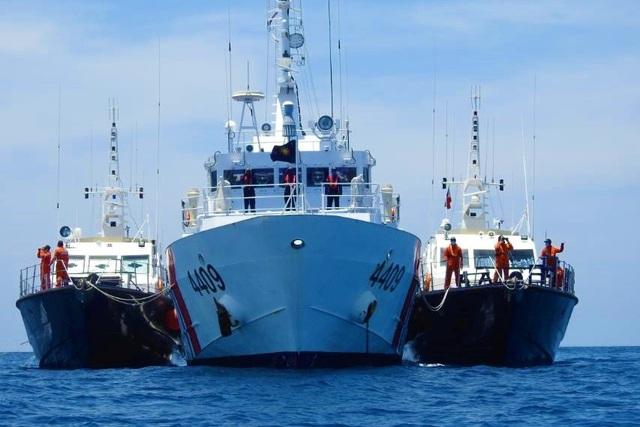 Trung Quốc điều thêm tàu đến đá Ba Đầu, Bộ Ngoại giao phản đối - 1