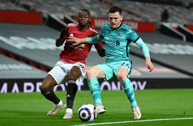 Man Utd 2-4 Liverpool: The Kop đánh sập Old Trafford - 5