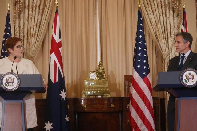Mỹ hứa không để Australia một mình đối phó hành vi bắt nạt của Trung Quốc - 1