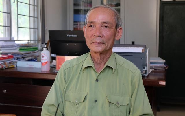 Cựu binh cõng loa đi hàng chục cây số mỗi ngày để tuyên truyền bầu cử - 3