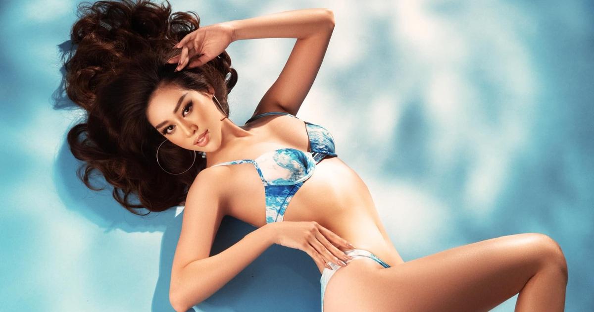 Trước thềm bán kết, Khánh Vân được dự đoán lọt top 10 Hoa hậu Hoàn vũ 2020