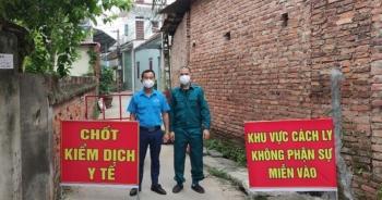 Bắc Giang xuất hiện ổ dịch mới, thêm 20 trường hợp dương tính SARS-CoV-2