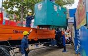 Huy động gần 400 máy phát điện dự phòng đảm bảo điện phục vụ bầu cử tại TP Hồ Chí Minh