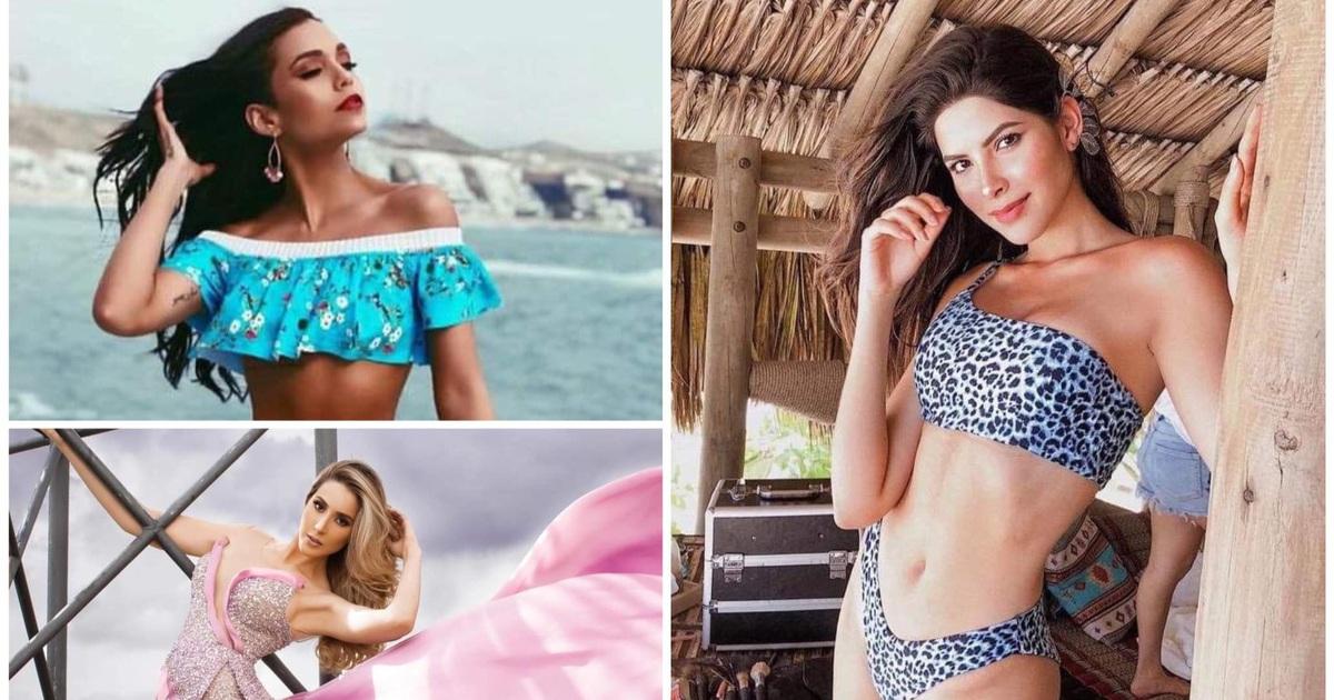 5 người đẹp Nam Mỹ nóng bỏng nhất tại Hoa hậu Hoàn vũ 2020