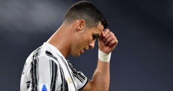 """Juventus ở thế """"ngàn cân treo sợi tóc"""", C.Ronaldo sẵn sàng tháo chạy"""