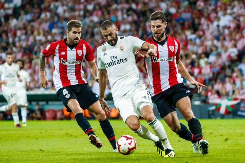 Xem trực tiếp Athletic Bilbao vs Real Madrid ở đâu?