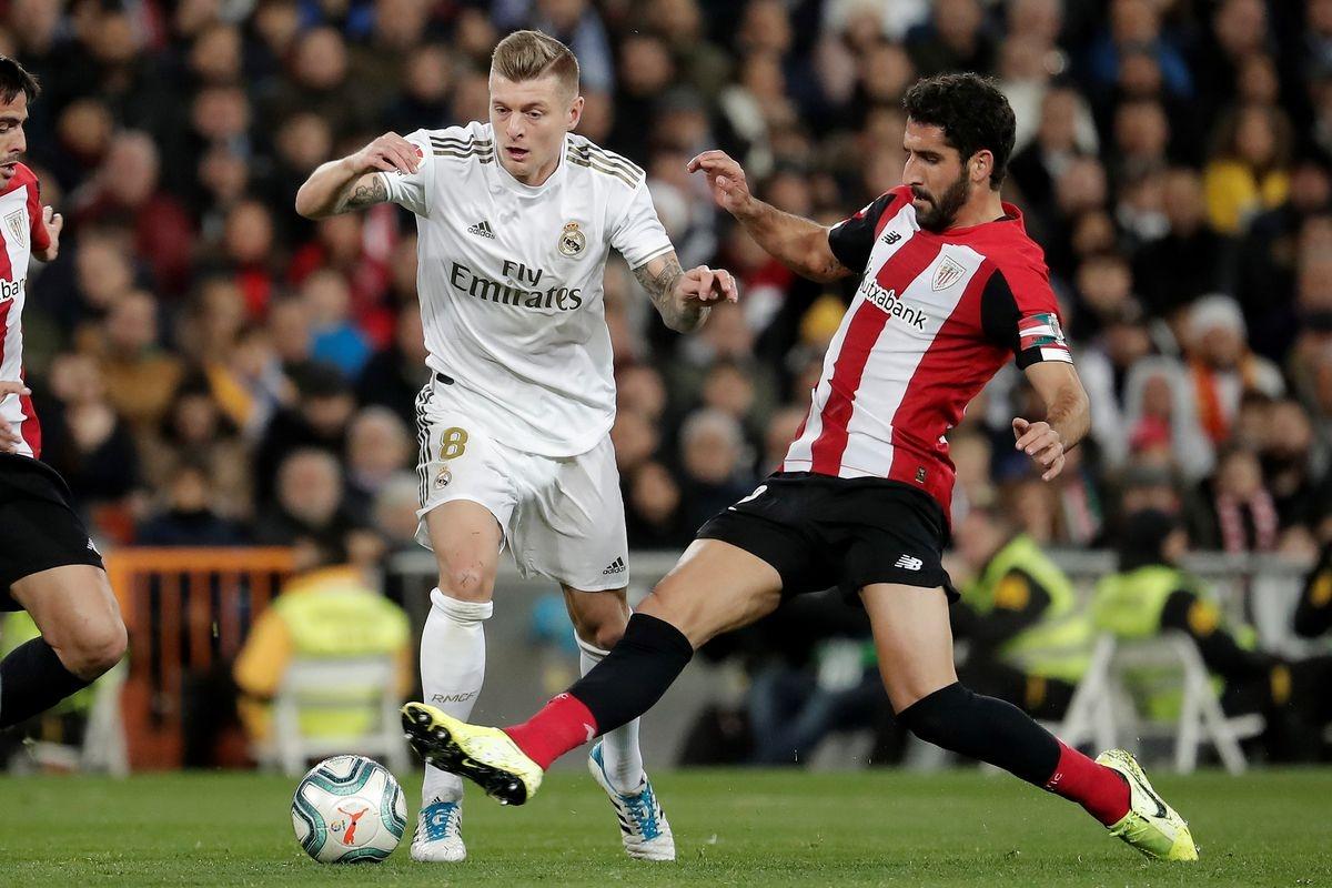Link xem trực tiếp Athletic Bilbao vs Real Madrid (La Liga), 23h30 ngày 16/5