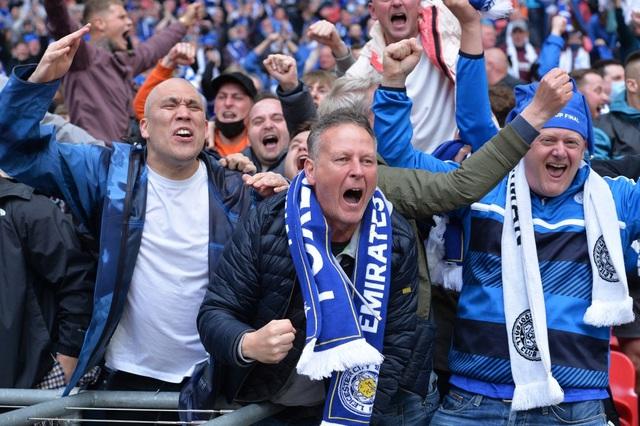 Sau 137 năm chờ đợi, Leicester đã ghi tên vào lịch sử FA Cup - 5