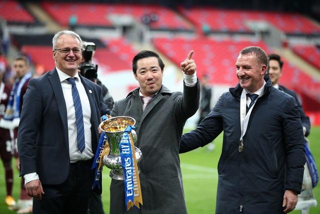 Sau 137 năm chờ đợi, Leicester đã ghi tên vào lịch sử FA Cup - 17