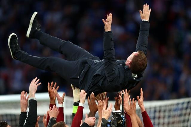 Sau 137 năm chờ đợi, Leicester đã ghi tên vào lịch sử FA Cup - 9