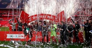 Sau 137 năm chờ đợi, Leicester đã ghi tên vào lịch sử FA Cup