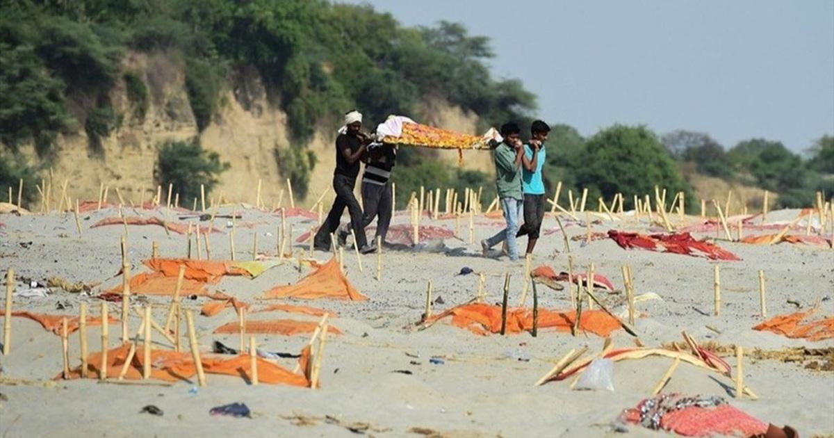"""""""Bão"""" Covid-19 càn quét các vùng quê nghèo Ấn Độ"""