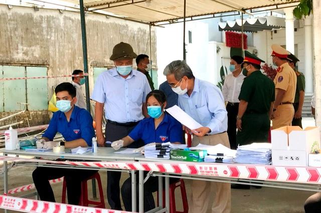 Một chiến sĩ ở Quảng Nam dương tính với SARS-CoV-2 - 1