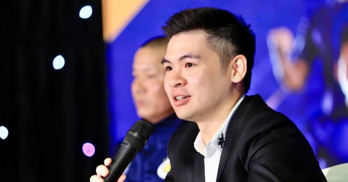 Thiếu gia 26 tuổi nhà bầu Hiển giàu hơn bầu Kiên trên sàn chứng khoán