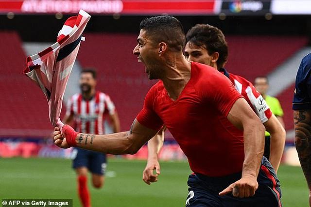 Atletico và Real Madrid thắng nghẹt thở, Barcelona tan mộng vô địch La Liga - 3
