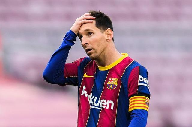 Messi gây sốc khi liên hệ với Man Utd - 1