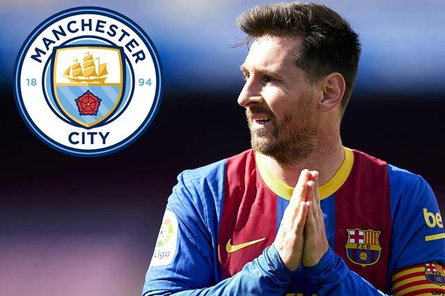 Messi gây sốc khi liên hệ với Man Utd - 2