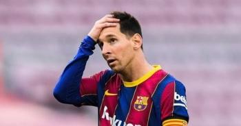 Messi gây sốc khi liên hệ với Man Utd