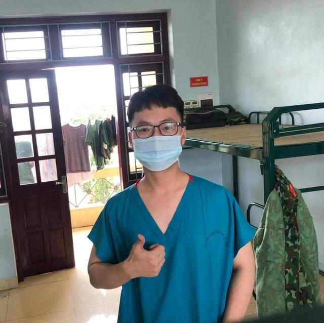 Tâm sự ấm lòng của SV Quân Y gác lại kỳ thi lên đường chi viện Bắc Giang - 4
