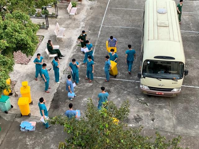 Tâm sự ấm lòng của SV Quân Y gác lại kỳ thi lên đường chi viện Bắc Giang - 5